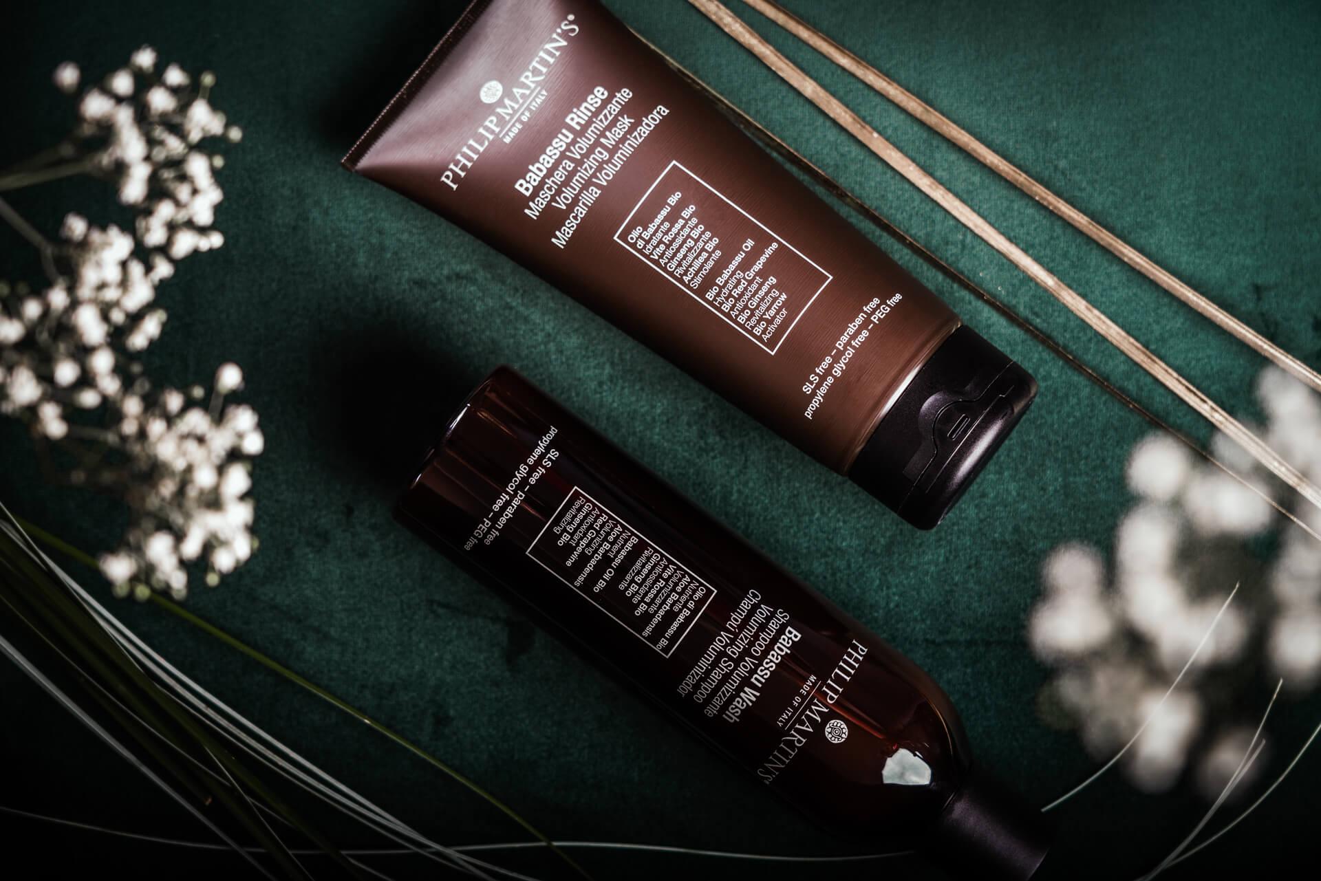 Welches Shampoo soll ich verwenden |Konzept H