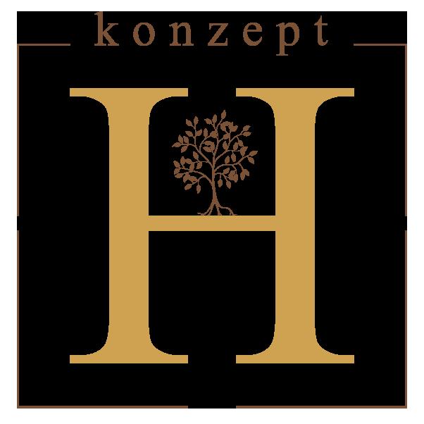 Konzept H Logo