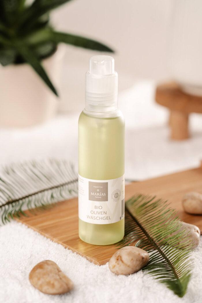 Marias-Bio Oliven Waschgel   Konzept H