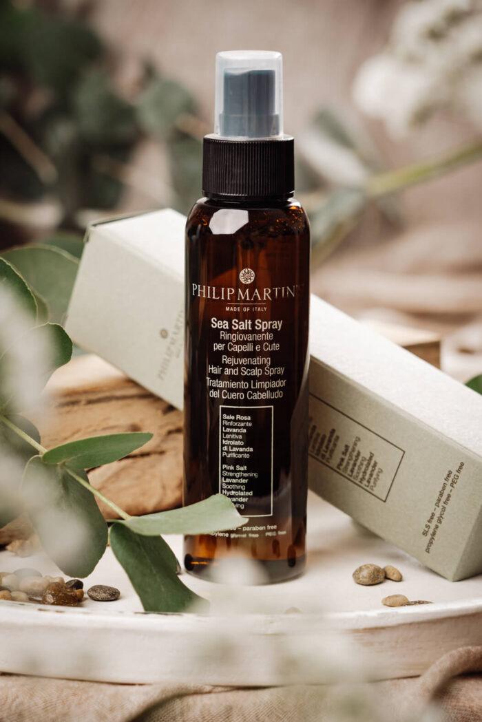 Philip Martin's Sea Salt Spray – beruhigende Kopfhaut- und Haarpflege-Spray | Konzept H