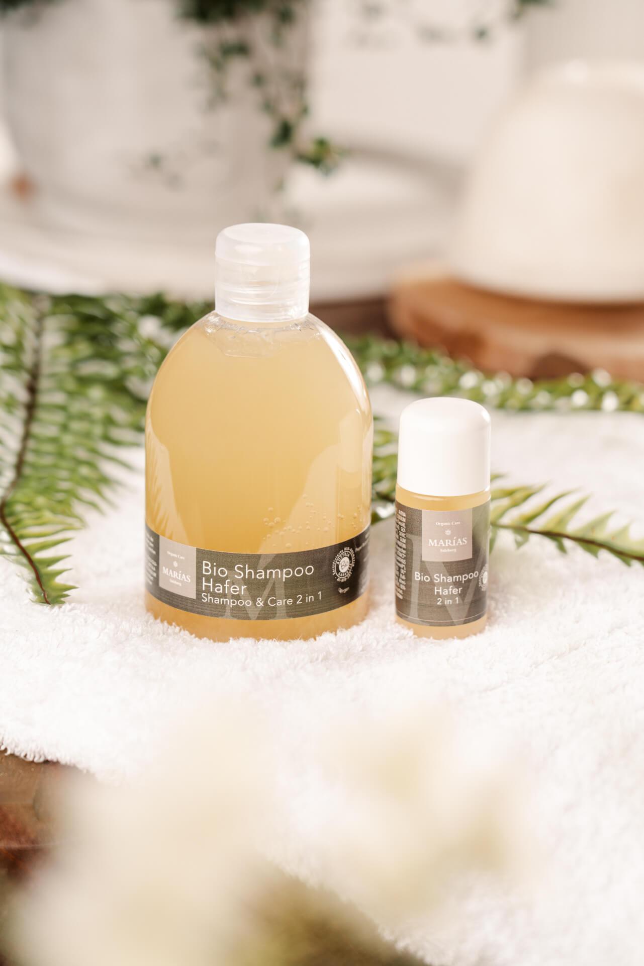 Marias-Bio Hafer Shampoo | Konzept H