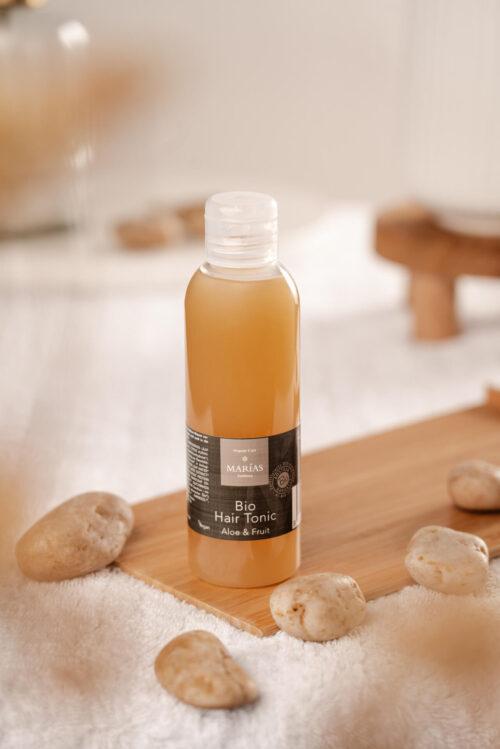 Marias-Bio Hair Tonic und Fruit | Konzept H