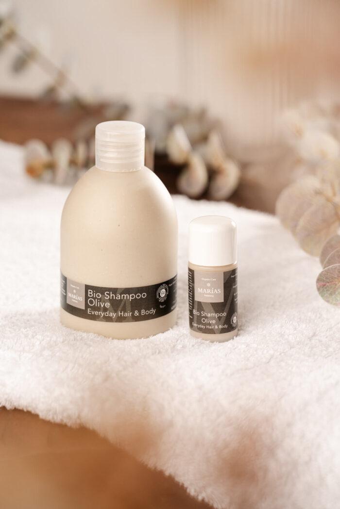 Marias-Bio Olive Everyday Hair und Body | Konzept H