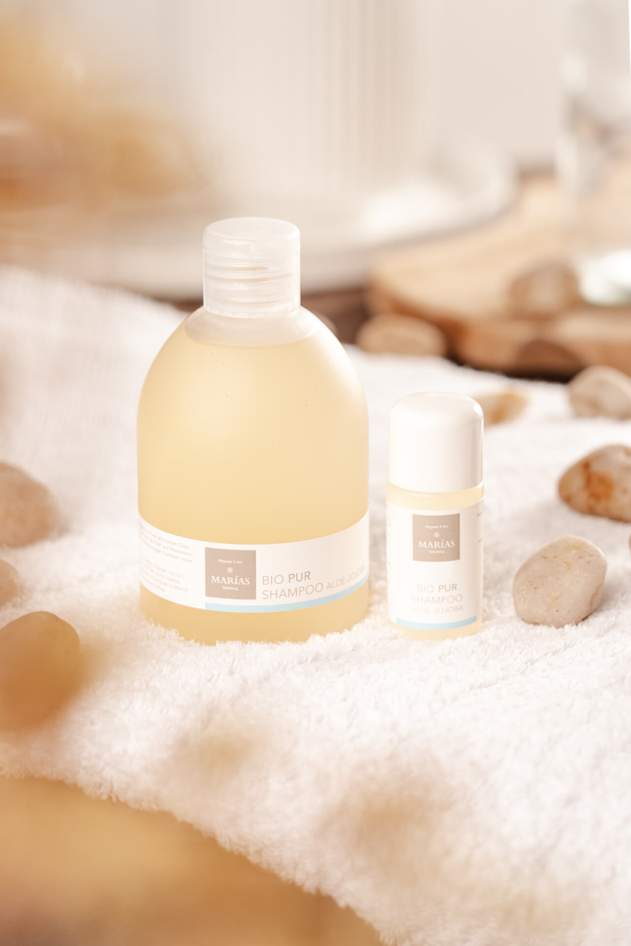 Marias-Bio Pure Shampoo Aloe –Jojoba | Konzept H