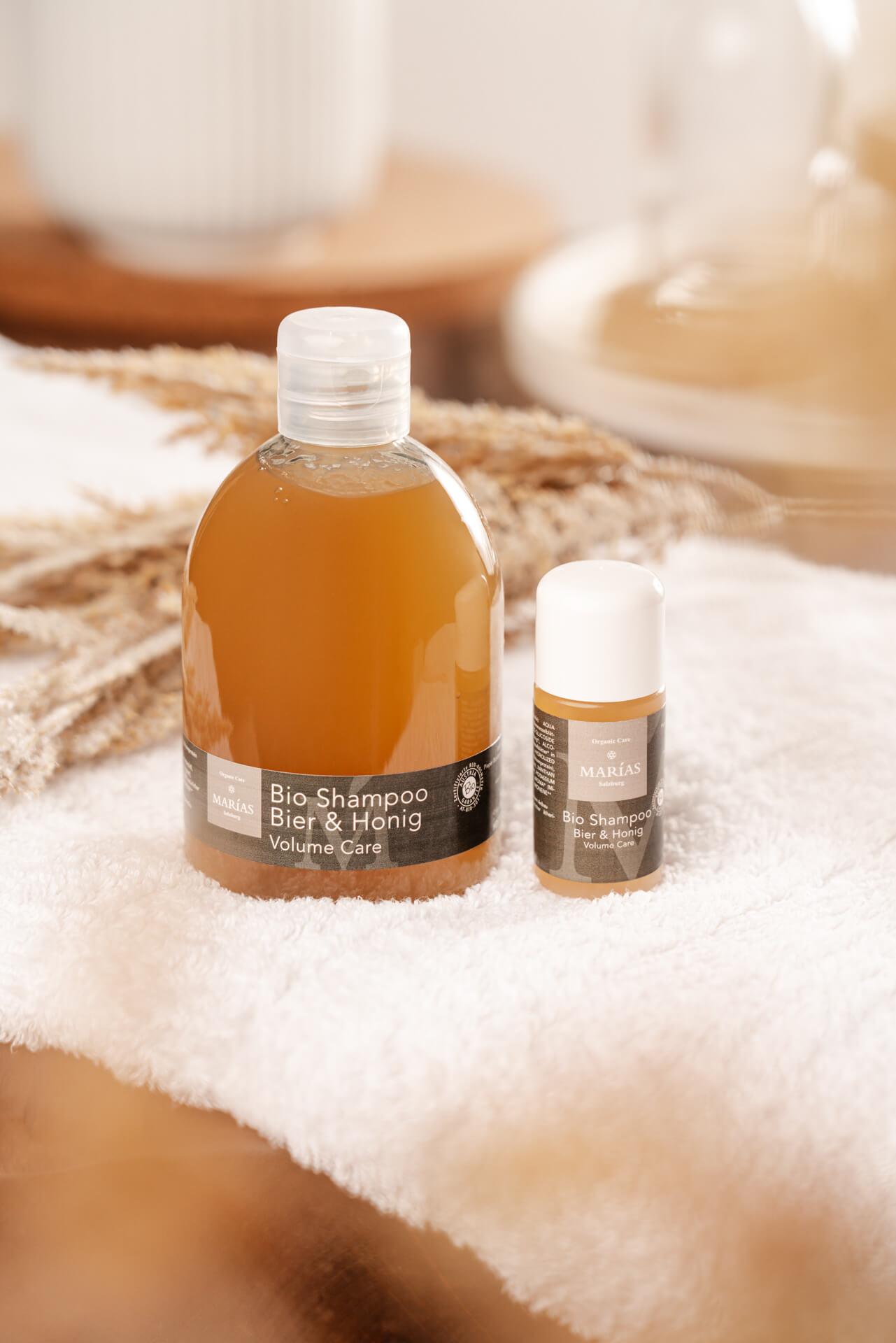 Marias-Bio Shampoo Bier und Honig | Konzept H