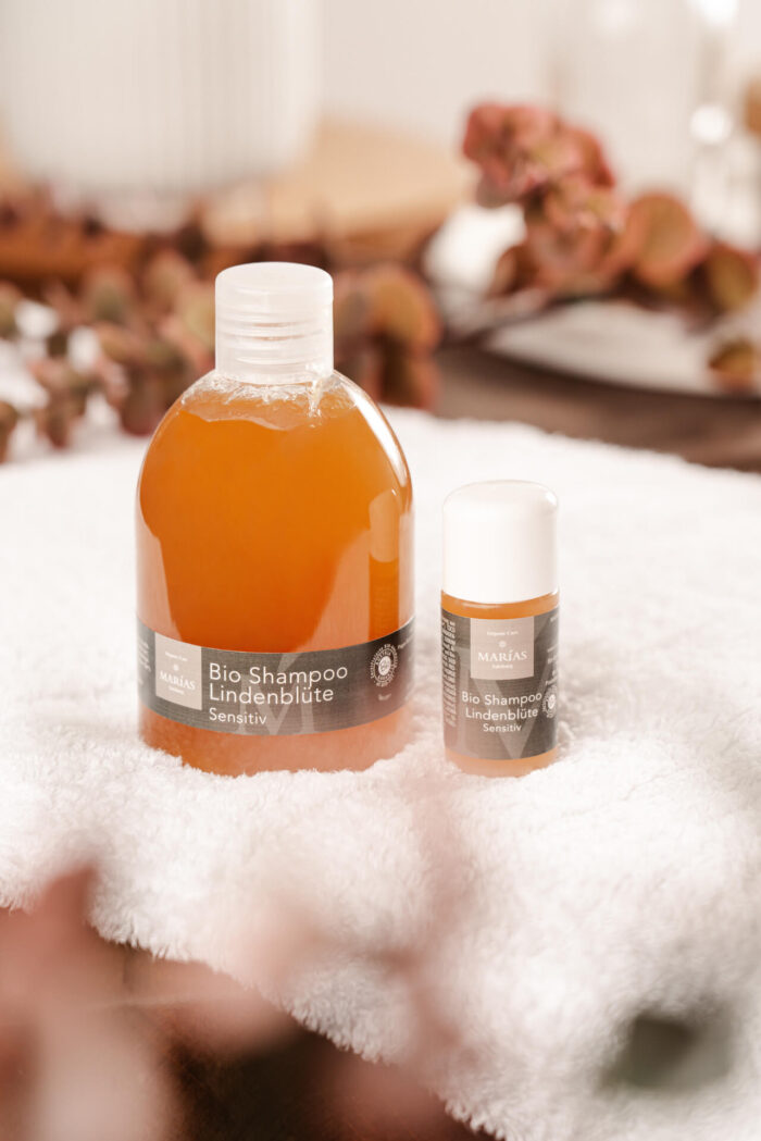 Marias-Bio Shampoo Lindenbluete Sensitive  Konzept H