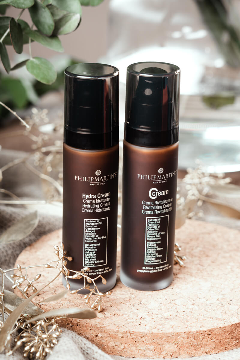 Hydra Cream – Feuchtigkeitsspendende Gesichtscreme |Konzept H