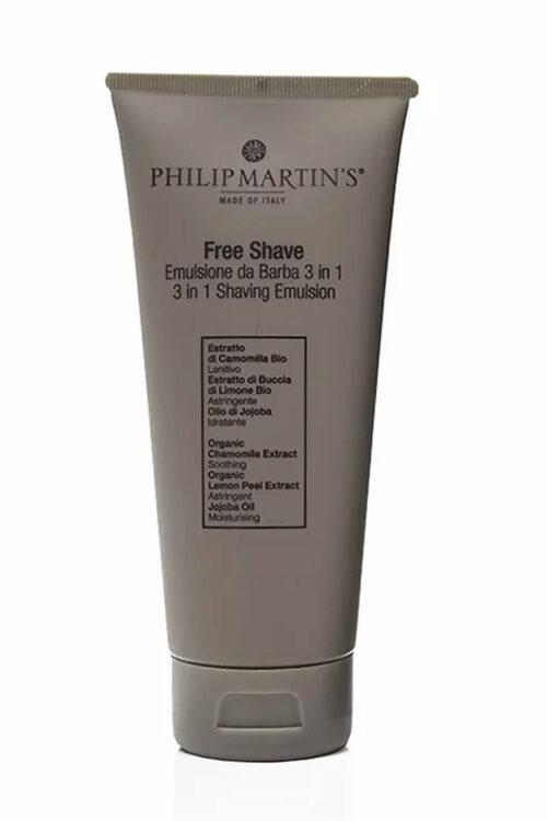 Philip Martin's Free Shave | Konzept H