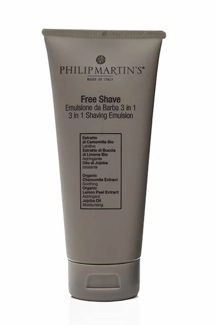 Philip Martin's Free Shave   Konzept H