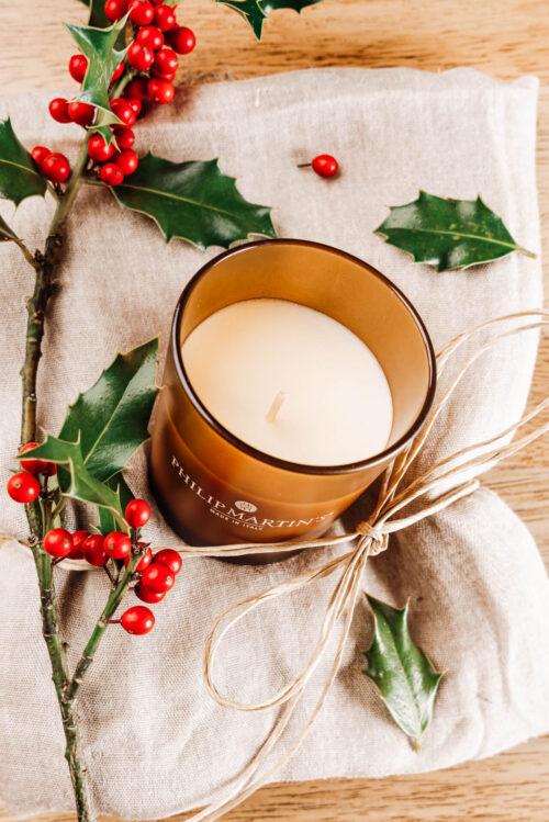 Organic Candle 136g | Konzept H