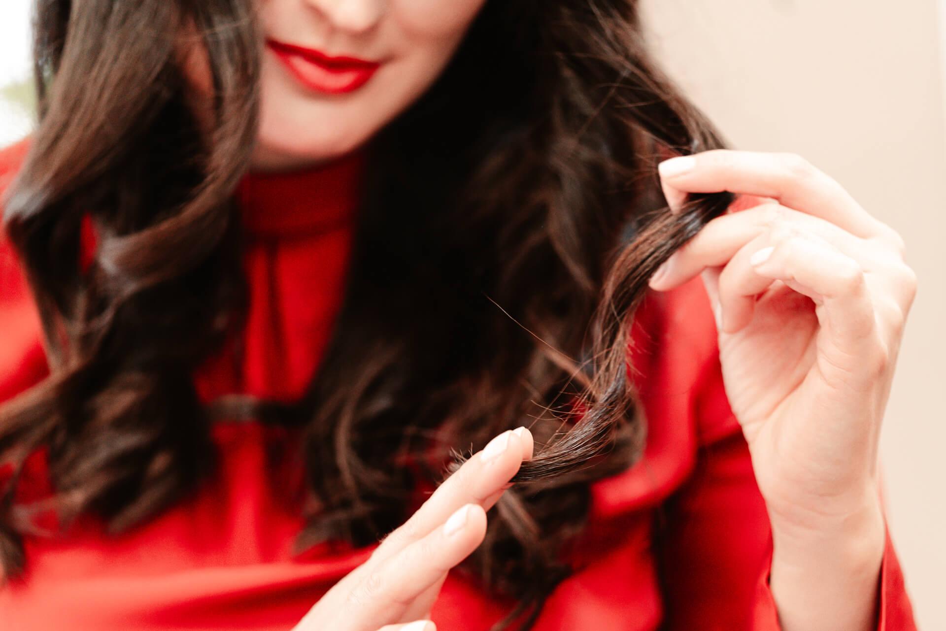 So kommen lange Haare geschützt und gepflegt durch den Winter | Konzept H