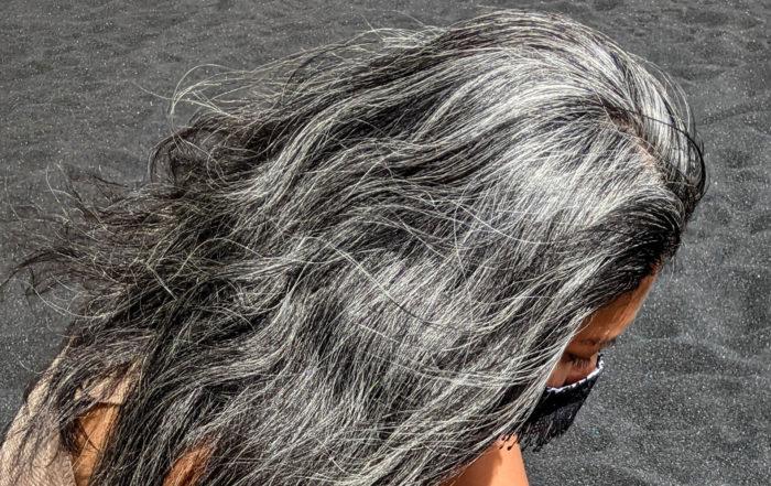 Wie wirkt Stress auf unsere Haare?  Konzept H