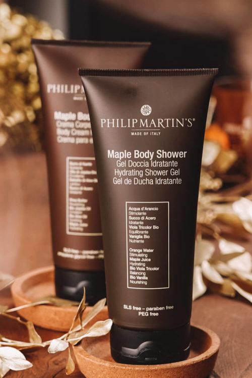Philip Martins Maple Body Shower |Konzept H