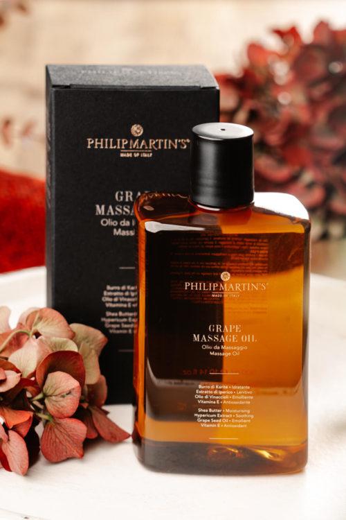 Philip Martin's Grape Oil | Konzept H