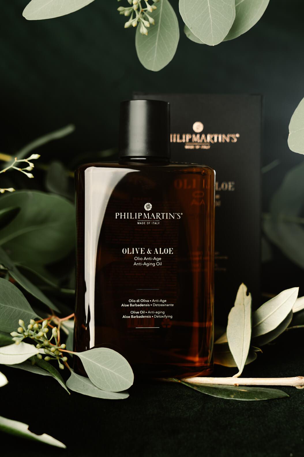 Philip Martin's Olive and Aloe Oil |Konzept H