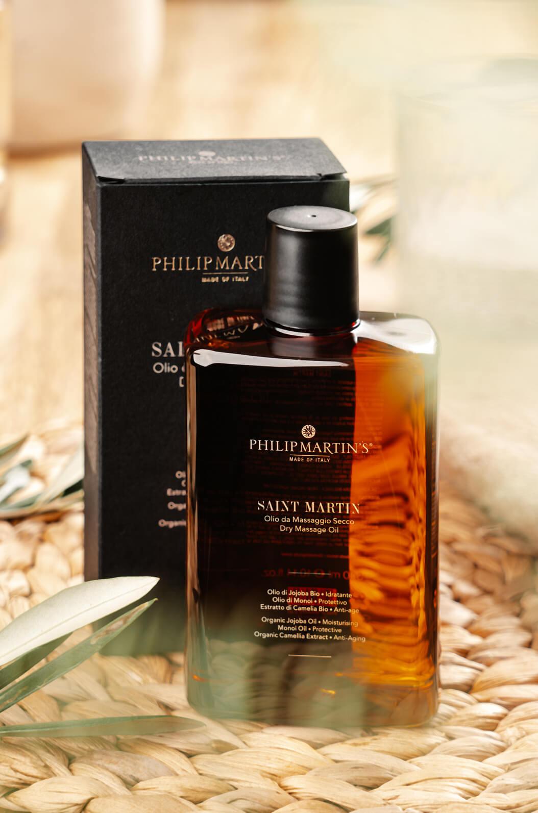 Philip Martin's Saint Martin Oil   Konzept H