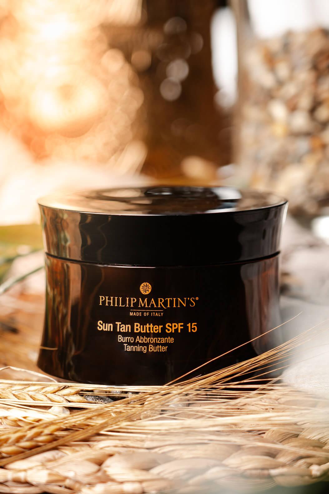 Philip Martin's SUN TAN Butter SPF 15 |Konzept H